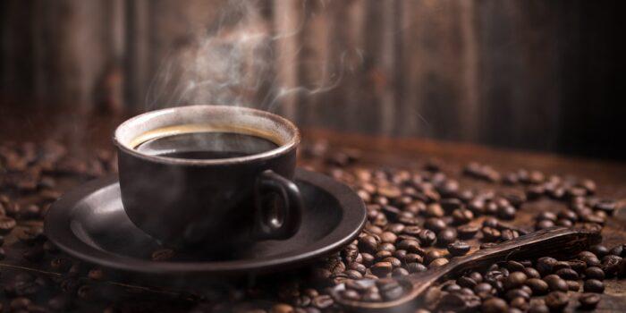 Picie kawy w ciąży