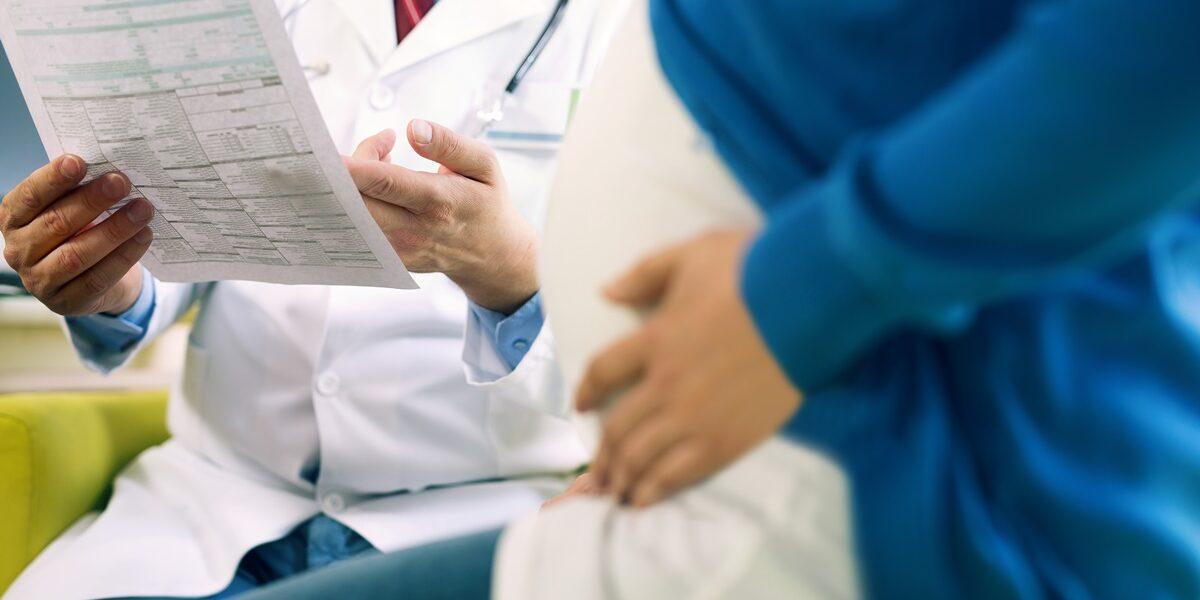test obciążenia glukozy w ciąży