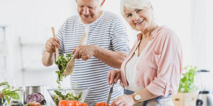 Andropauza - rola diety i stylu życia