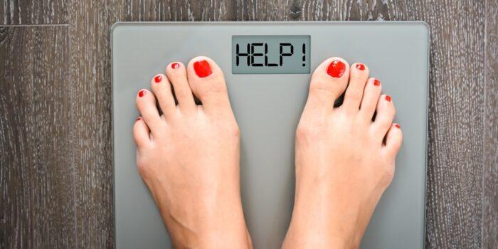 Nadwaga i otyłość - dieta propłodnościowa