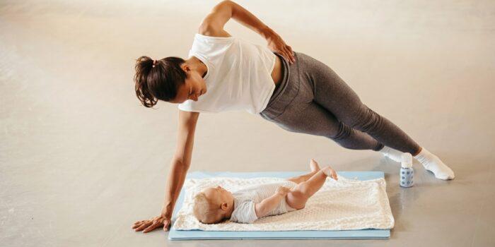 Redukcja masy ciała po ciąży a karmienie piersią
