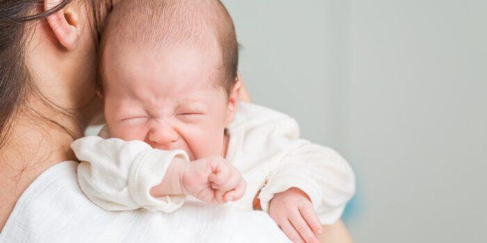 Żywienie mamy a problemy z brzuszkiem u dziecka