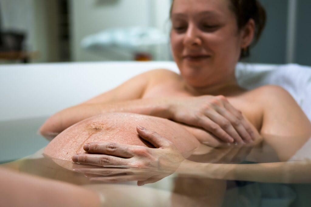 hydroterapia łagodzenie bólu porodowego