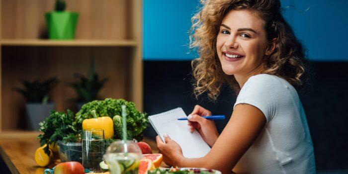 Plan żywienia w okresie laktacji - schematy posiłków