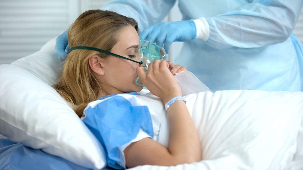 znieczulenie wziewne łagodzenie bólu porodowego
