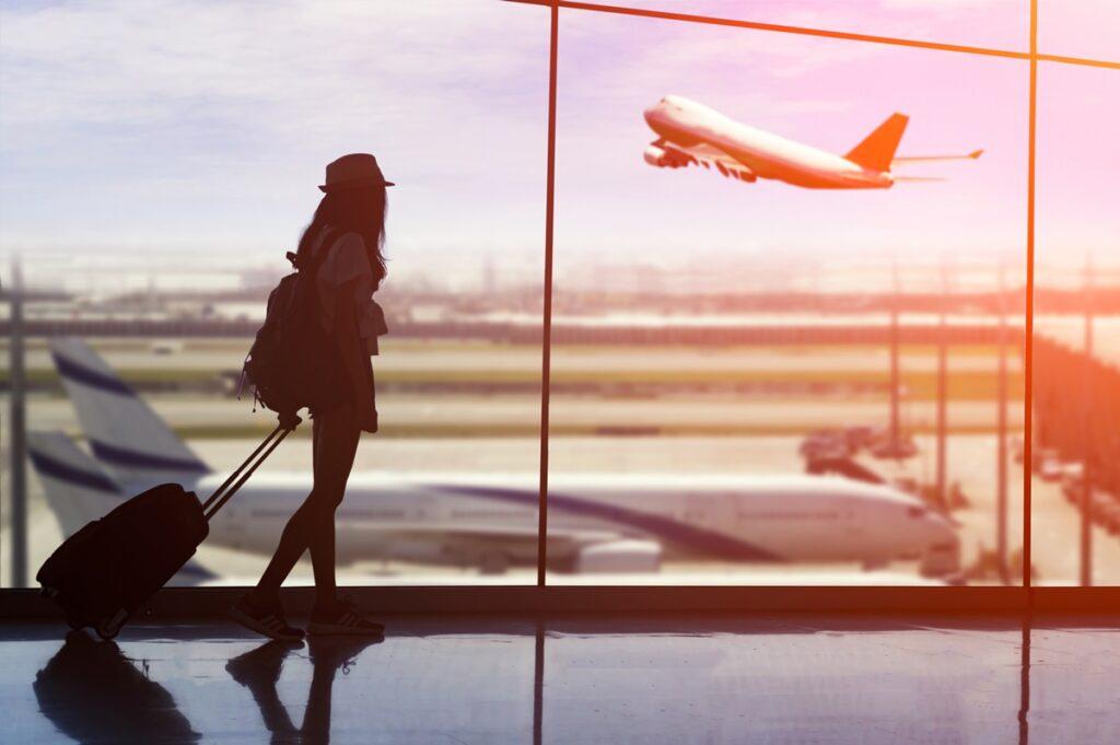 lot samolotem regulacje linii lotniczych
