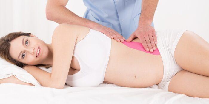 Kinesiotaping – bezpieczna walka z bólem w ciąży