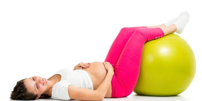 Przygotowanie do porodu siłami natury, a mięśnie dna miednicy